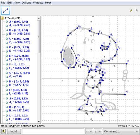 Coordinate Picture Worksheet 006 - Coordinate Picture Worksheet
