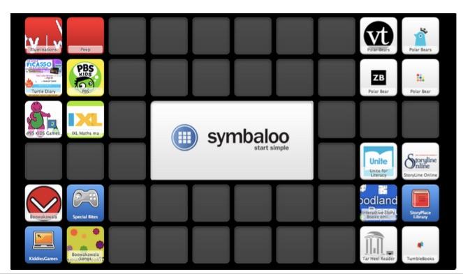 Classroom Symbaloo