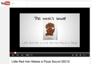 Little Red Hen sound