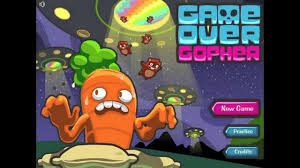 Game Over Gopher