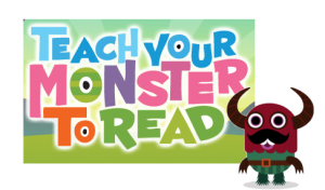 teach monster to read