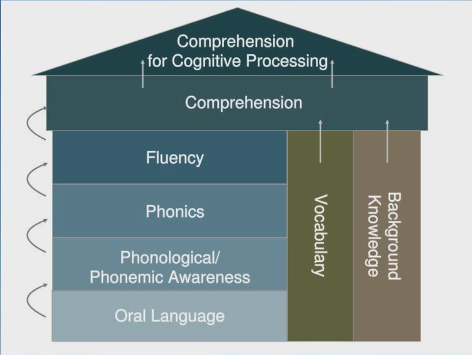 structure of reading instruction