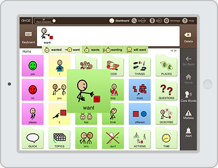 Affordable apps for autism and AAC